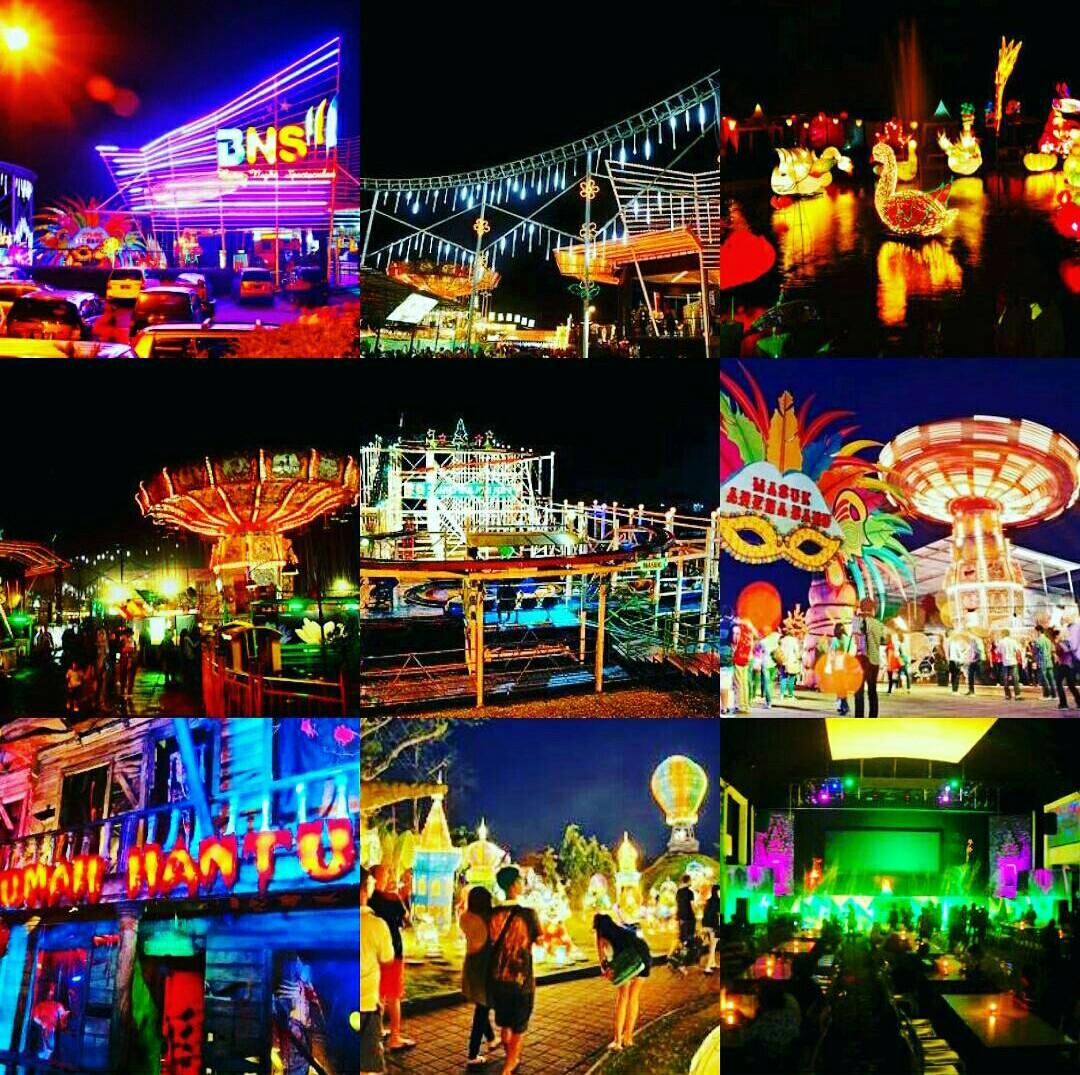 Wisata Bns Batu Night Spectacular Malang Lokasi Harga Tiket Kota