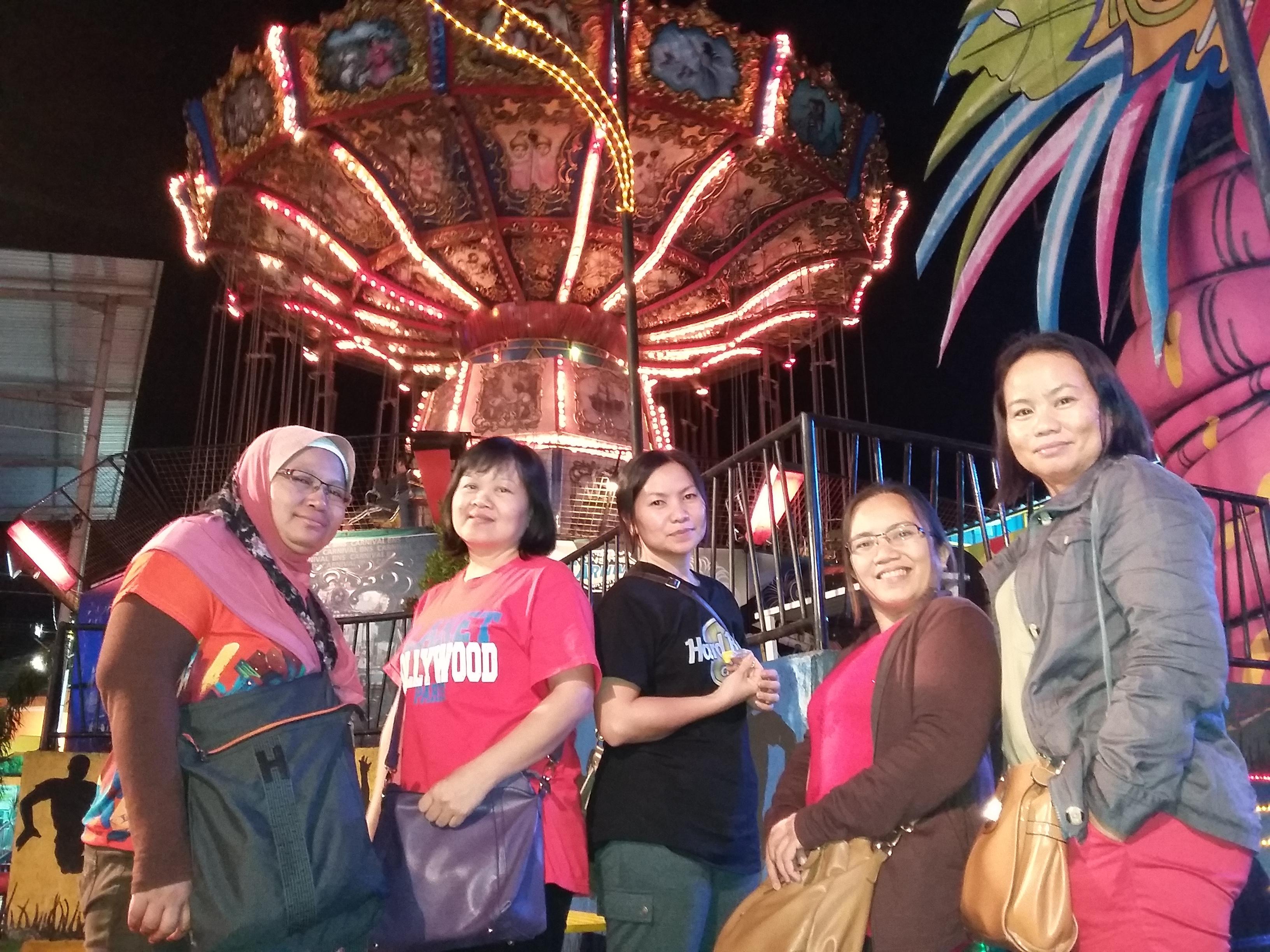 Wisata Bns Malang Batu Night Spectacular Jawa Timur Bromo Jatim