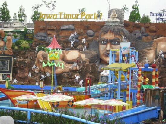 Aneka Wahana Jawa Timur Park 1 Batu Picture Pool Kota