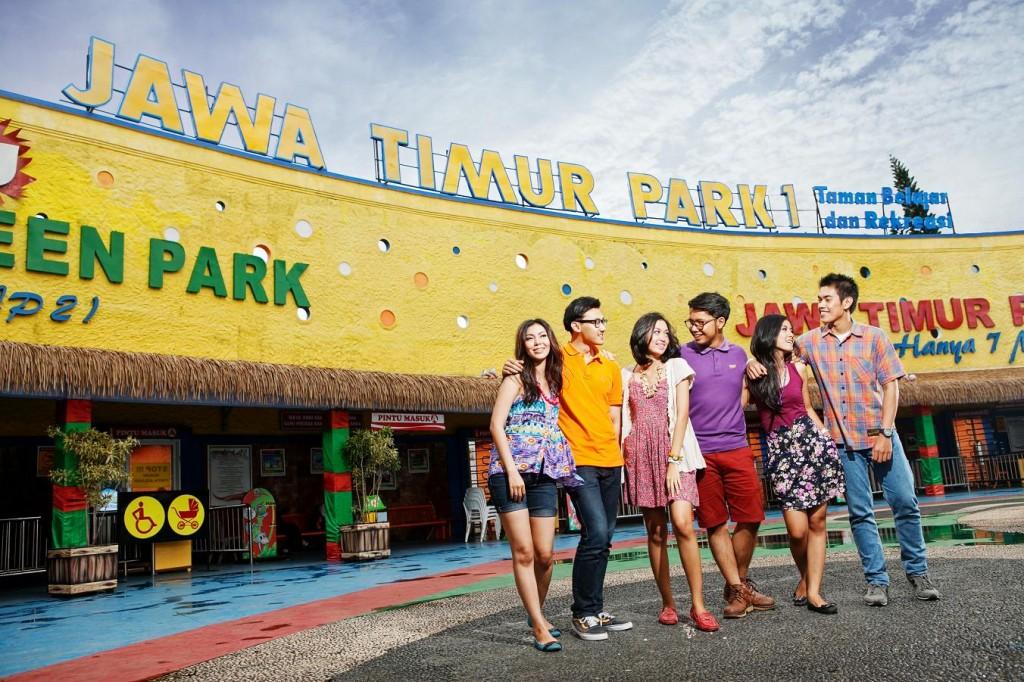 Info Wisata Indonesia Wahana Jawa Timur Park 1 Batu Salah