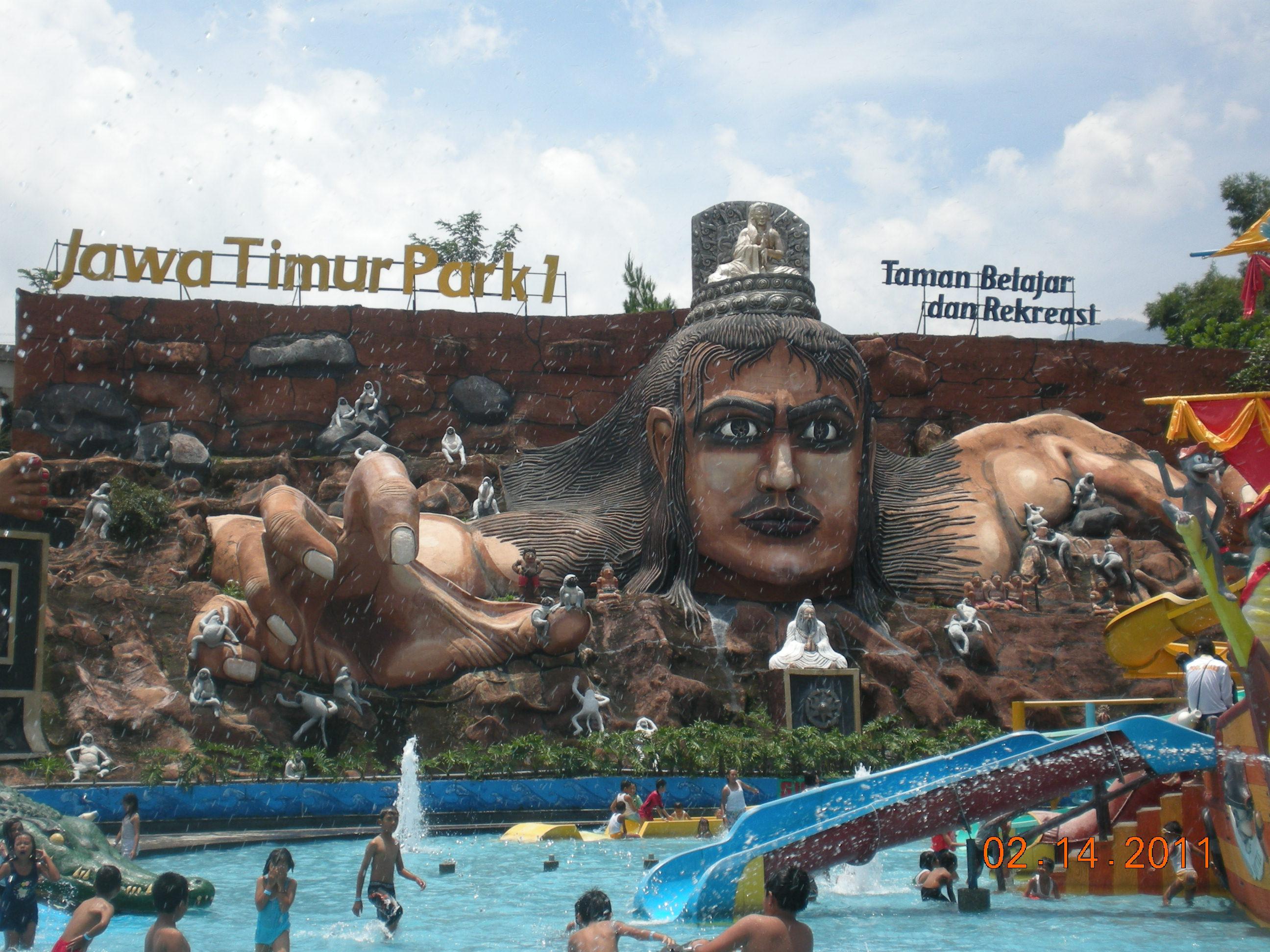 Infromasi Lengkap Wisata Jatim Park 1 Batu Terkini Jawa Timur