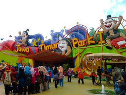 Jawa Timur Park 1 Wisata Malang Youtube Kota Batu