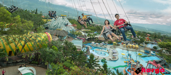 Update Daftar Harga Tiket Terusan Jawa Timur Jatim Park 1