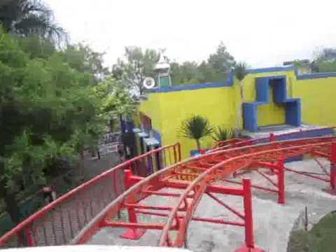 Volcano Coaster Jatim Park 1 Kota Batu Malang Youtube Jawa