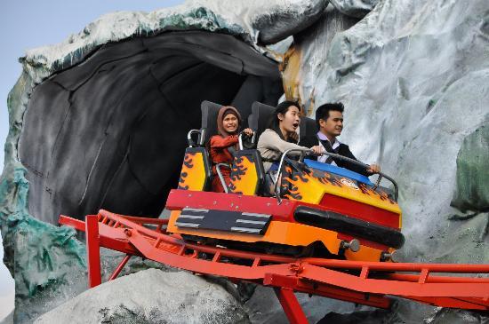 Volcano Coaster Jawa Timur Park1 Picture Park 1 Kota Batu