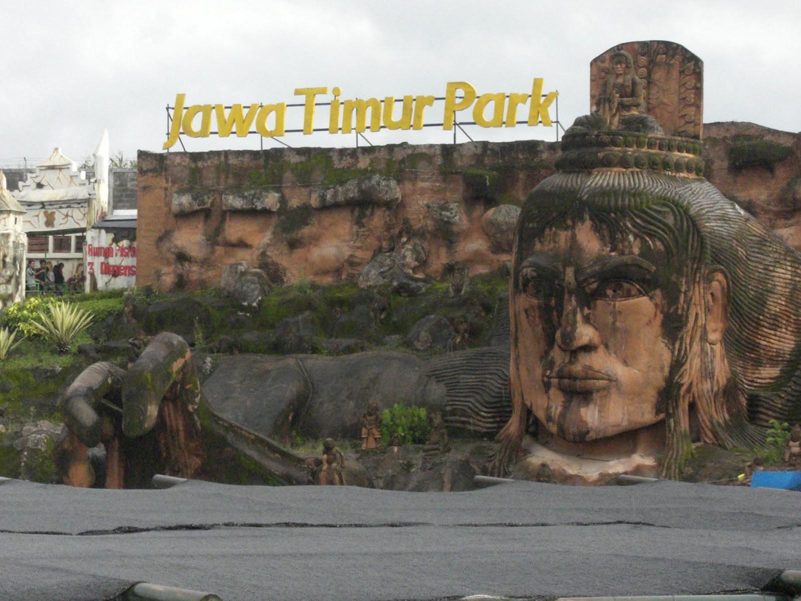 Wahana Rekreasi Wisata Keluarga Terbaik Jatim Park 1 2 Jawa
