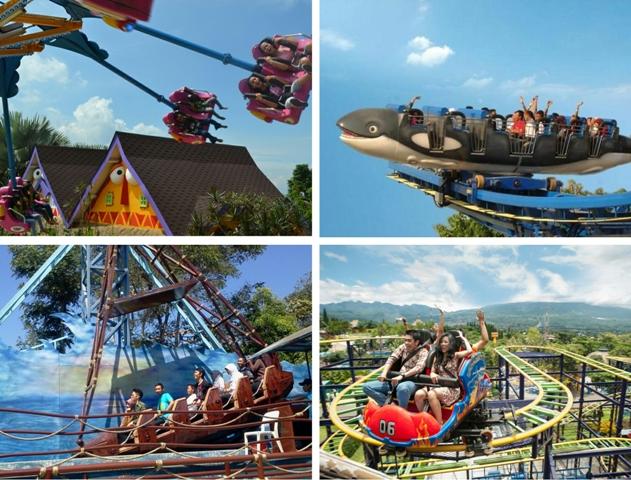 Wisata Jawa Timur Park 1 Sewa Villa Murah Kota Batu