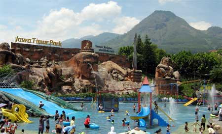 Wisata Kota Batu Paket Wahana Jatim Park 1 Malang Tourism