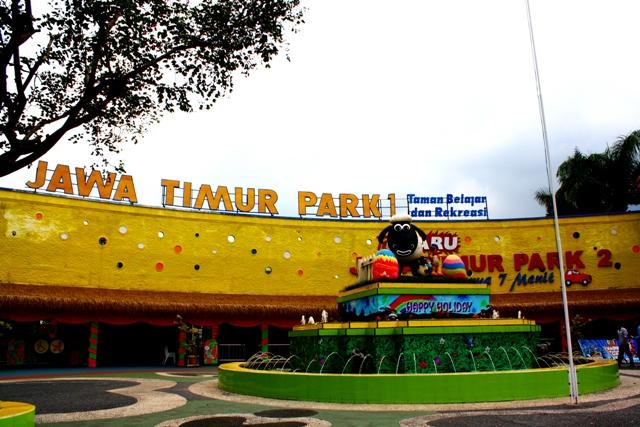 Wisata Seru Kota Batu Hotel Pohon Inn Malang Berkunjung Jawa