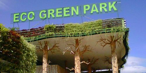 3 Wahana Wisata Andalan Jatim Park 2 Batu Eco Green