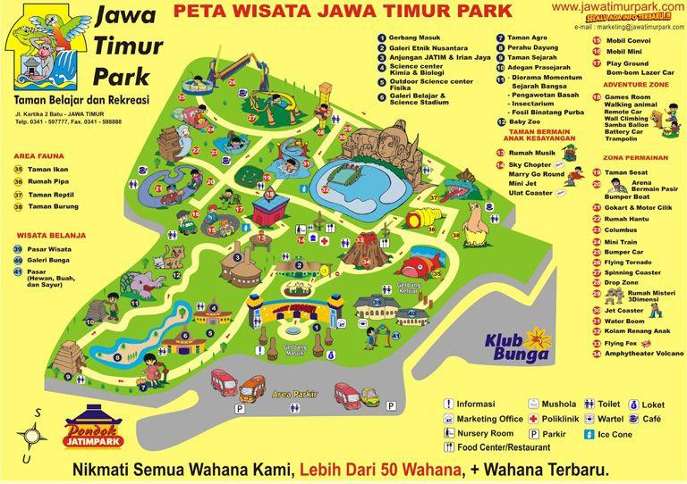 Asiknya Mengunjungi Tempat Wisata Jawa Timur Park 1 Kota Batu