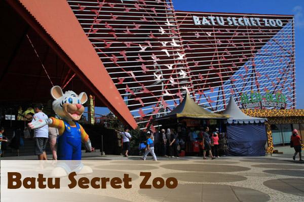 Belajar Jawa Timur Park 2 Wisata Jatim Batu Secret Zoo