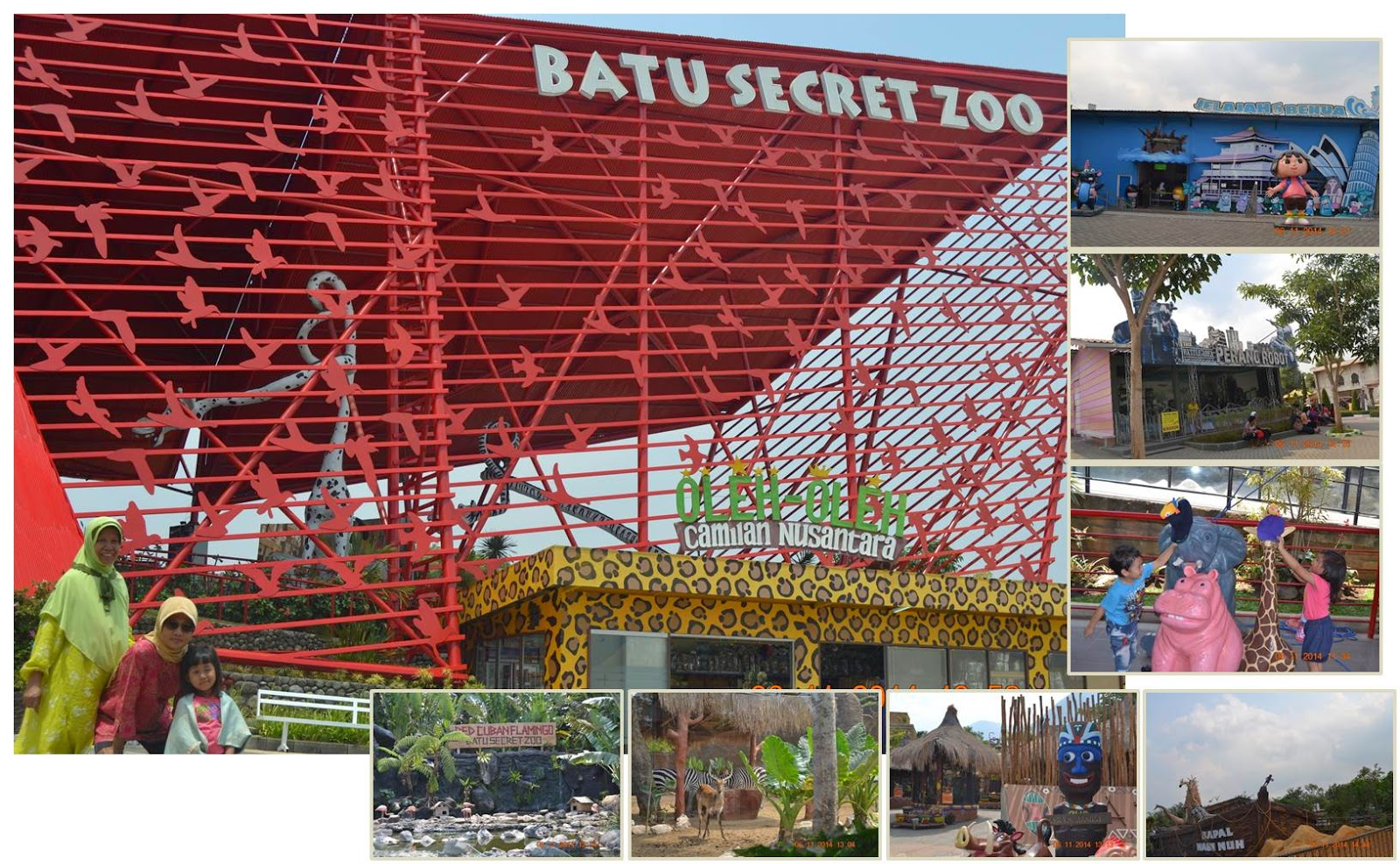 Destinasi Wisata Batu Malang Menarik Paket Jogja Jatim Park 2