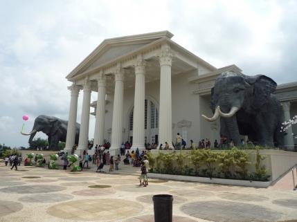 Jatim Park 2 Kota Wisata Batu Info Tips Biasa Sebuat