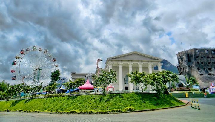 Jatim Park 2 Tourist Spot Batu East Java Jawa Timur