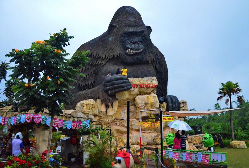Jatim Park 2 Wisata Satwa Terbaik Kota Batu Lihat Id