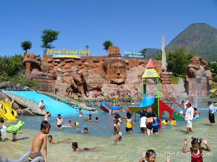 Jawa Timur Park 1 Kids Holiday Spots Liburan Anak Informasi