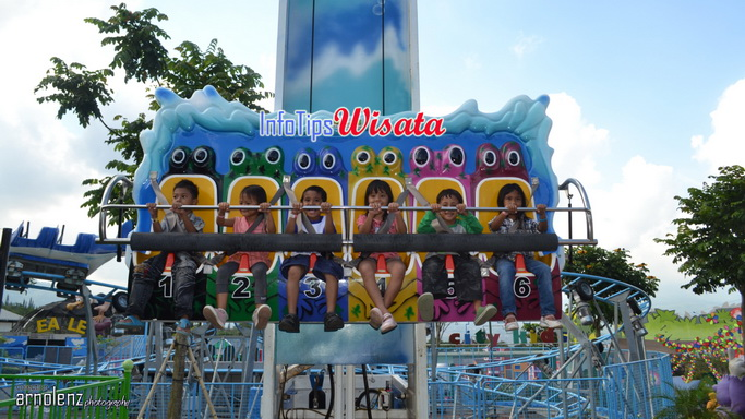 Jawa Timur Park 2 Kota Wisata Batu Mainan Anak Fantasy