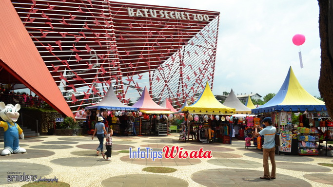 Jawa Timur Park 2 Kota Wisata Batu Secret Zoo Jatim