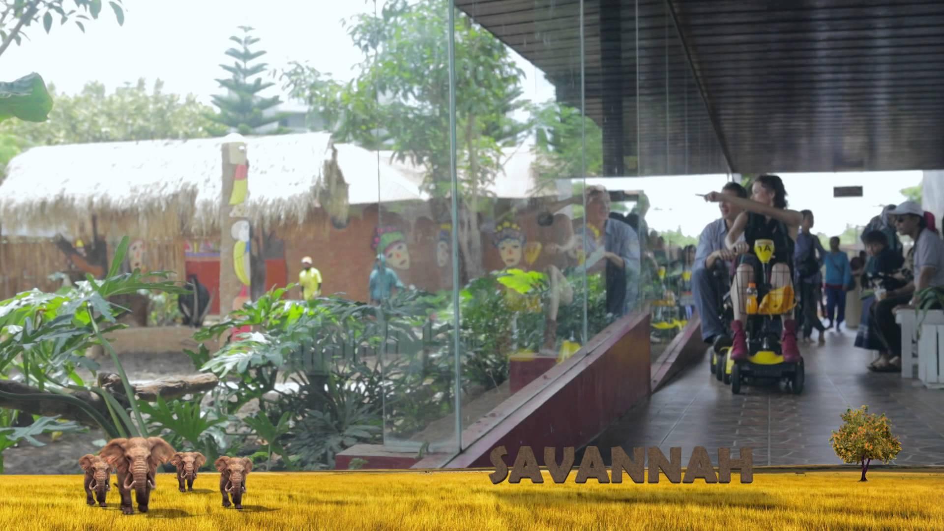 Jawa Timur Park 2 Museum Satwa Batu Secret Zoo Hd