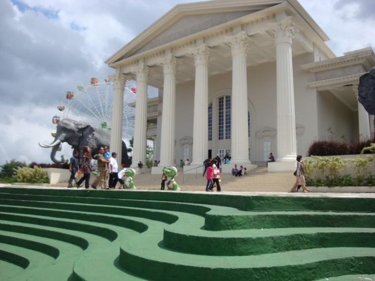 Jawa Timur Park Asa Tours 2 Kota Batu