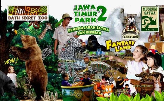 Mengenal Satwa Jawa Timur Park 2 Malang Guidance Edukasi Kota