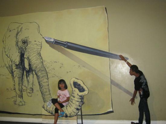 Museum Satwa Jatim Park 2 Picture Jawa Timur Batu Kota