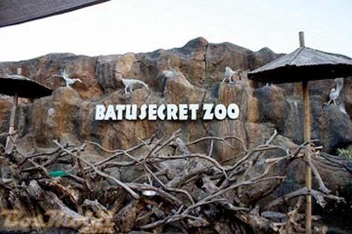 Objek Wisata Batu Secret Zoo Jatim Park 2 Jawa Timur