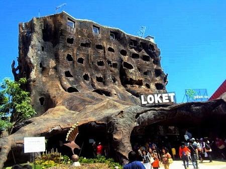 Pohon Inn Hotel Jawa Timur Park 2 Malang Guidance Kota