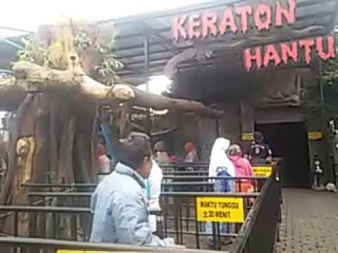 Rumah Hantu Jatim Park 2 Batu Malang Youtube Jawa Timur