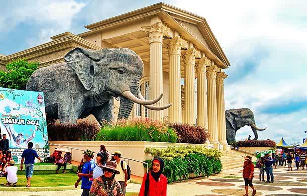 Tiket Masuk Jam Buka Jatim Park 2 Kota Batu Malang