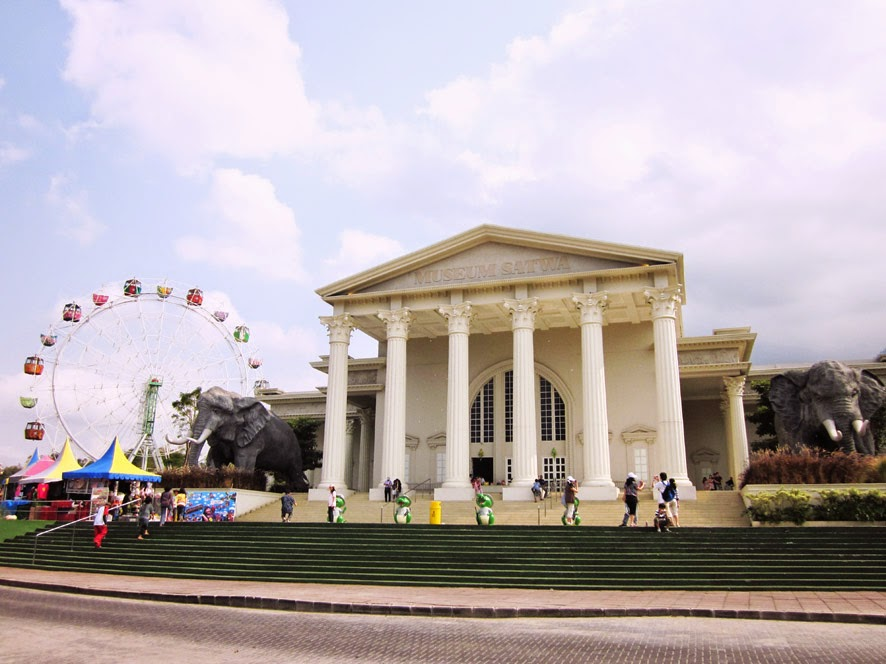 Trip Travel Journal Batu Secret Zoo Jawa Timur Park 2