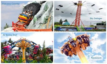 Wahana Jatim Park 1 Batu Malang Gita Wisata Adrenaline 450