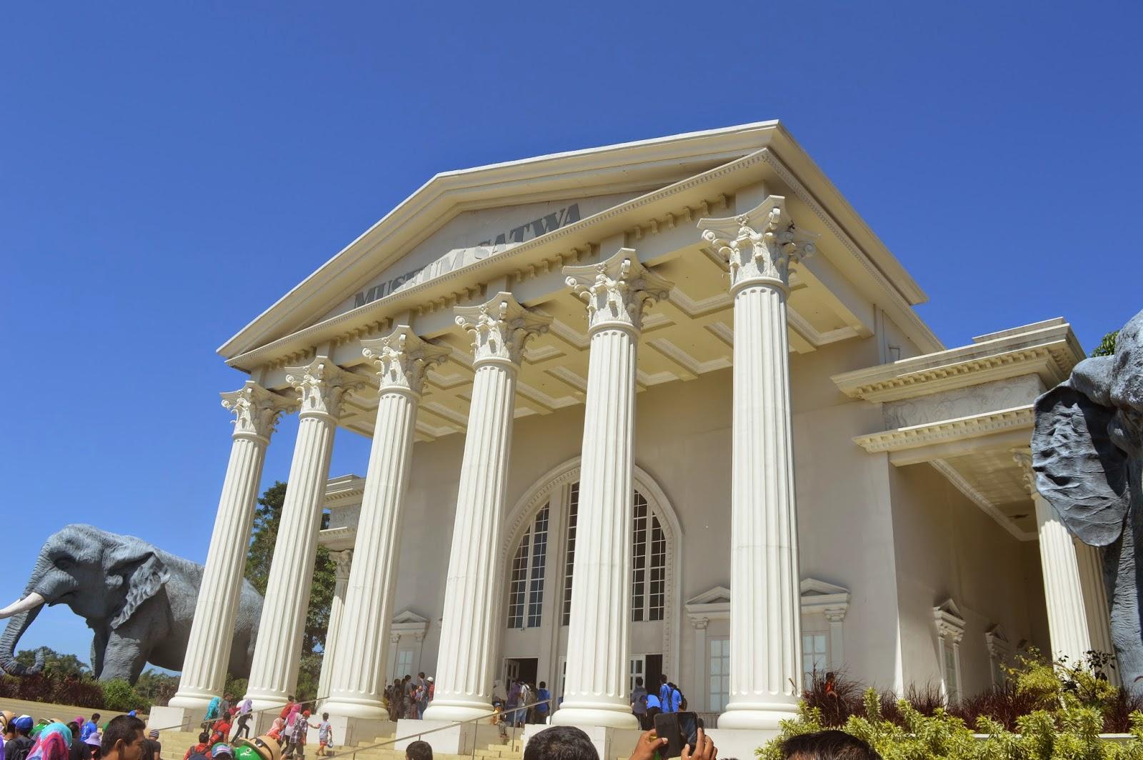 Wisata Jatim Park 2 Batu Wajib Dikunjungi Museum Satwa Jawa