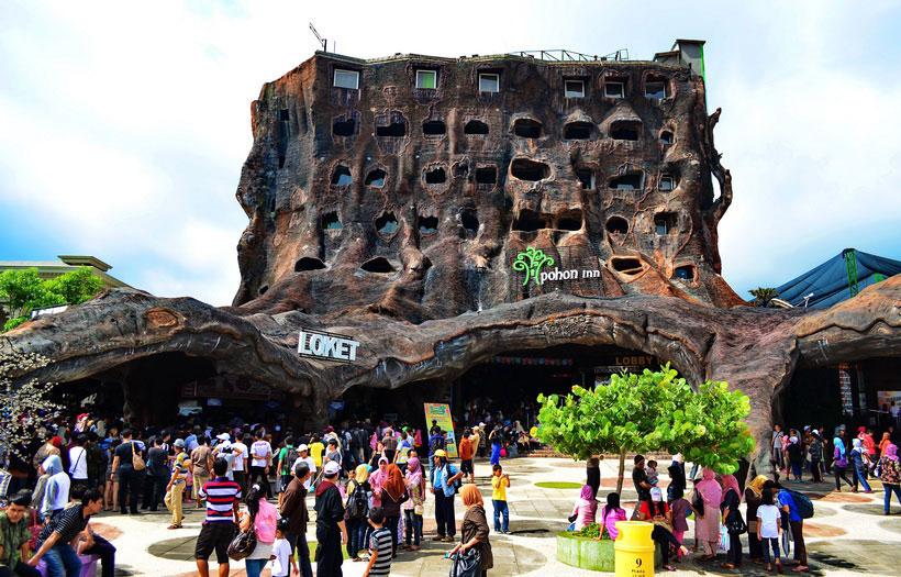 Wisata Jawa Timur Park 2 Batu Tour Bromo Murah Kota