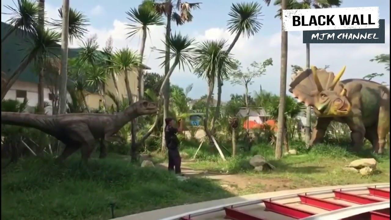 Dibuka Wahana Jatim Park 3 Taman Dinosaurus Batu Malang Jawa