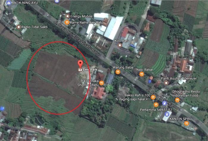 Facebook Yuuk Intip Isi Dino Park Jatim 3 Dibangun Kota