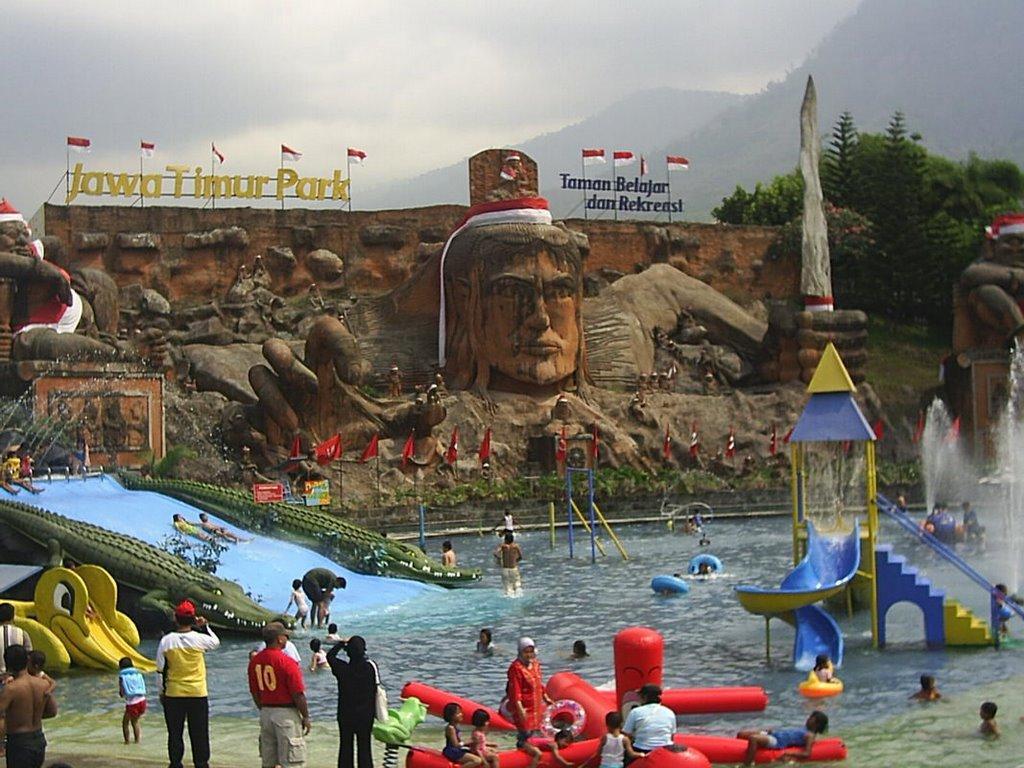 Jam Operasional Buka Tutup Jatim Park 1 Malang Waterpark Jawa