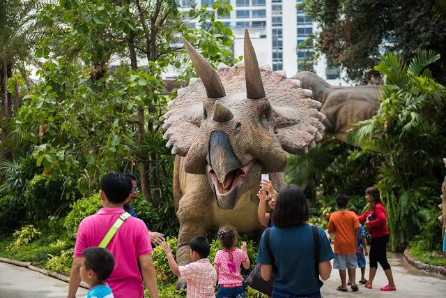 Jatim Park 3 Dinosaurus Batu Rrooarrr Villa 9 Jatimpark Rencana