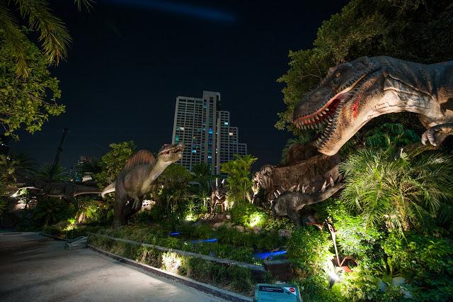 Jatim Park 3 Dinosaurus Batu Rrooarrr Villa 9 Nah Binatang
