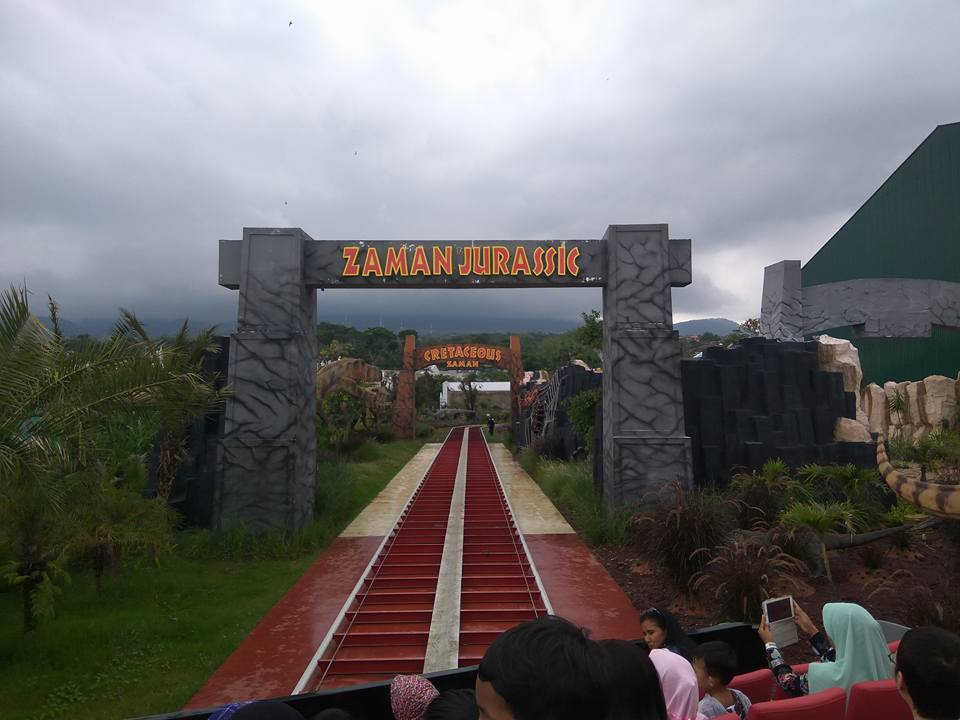 Jatim Park 3 Soft Opening Tapi Bisa Ketemu Dino Kata