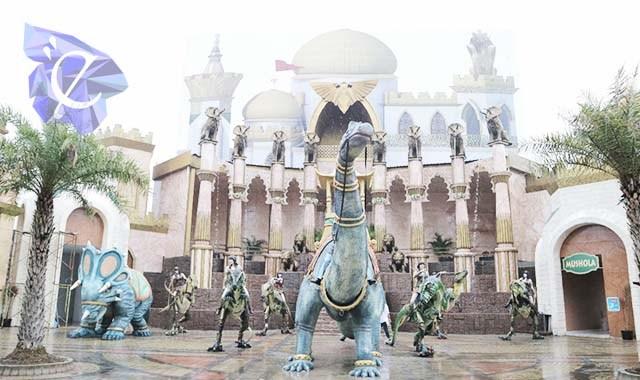 Jawa Timur Park 3 Dino Siap Jadi Primadona Meski Kunjungan