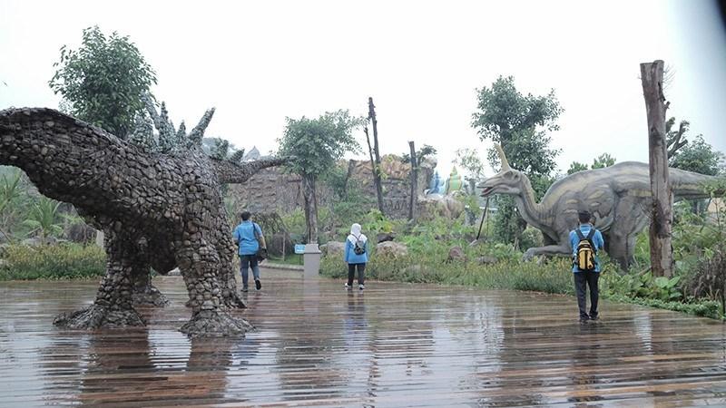 Jawa Timur Park 3 Family Entertainment Education Suasana Rimba Jatimpark