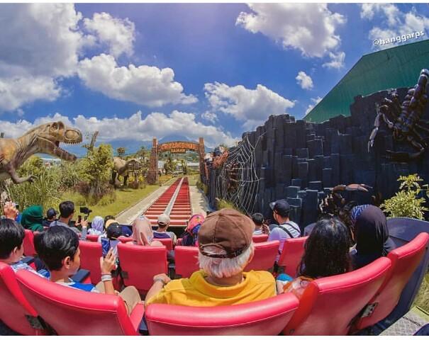 Jawa Timur Park 3 Jatimpark Kota Batu 2018 Lingkar Malang