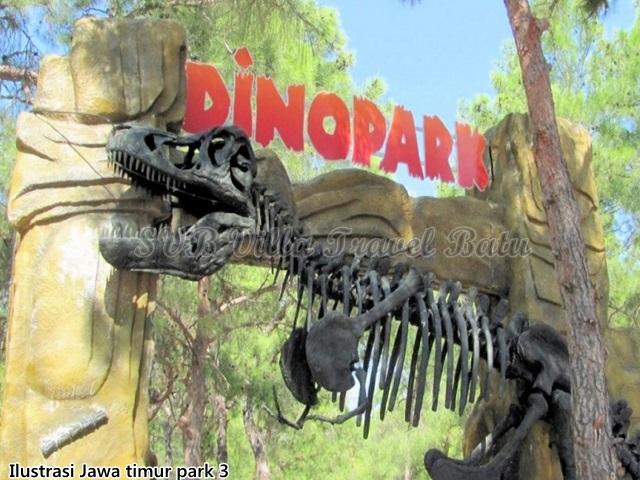 Jawa Timur Park 3 Wisata Terbaru Batu Dino Kota