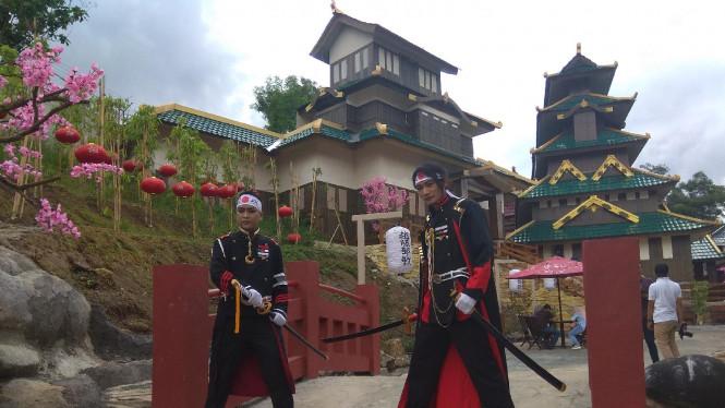Kampung Jepang Jatim Mirip Banget Negeri Aslinya Viva Image Title