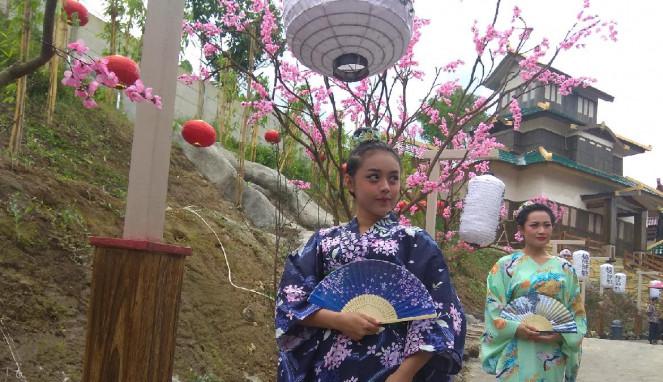 Kampung Jepang Jatim Mirip Banget Negeri Aslinya Viva Legend Star