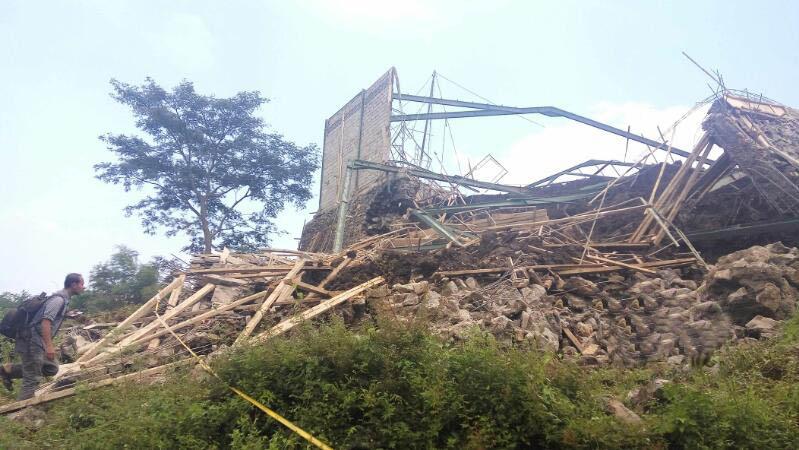 Kontraktor Sebut Kecelakaan Pekerja Jatim Park 3 Tanah Ambles Jawa