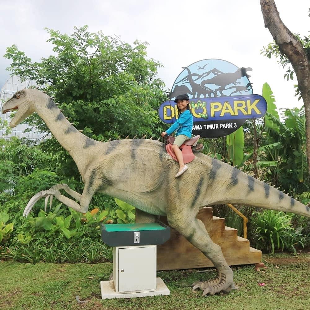 Rute Lokasi Jatim Park 3 Wisata Dino Terbesar Indonesia Jawa