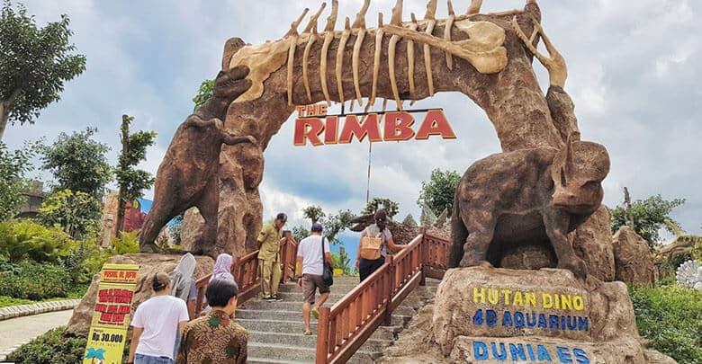 Serunya Eksplor Jawa Timur Park 3 Kota Batu
